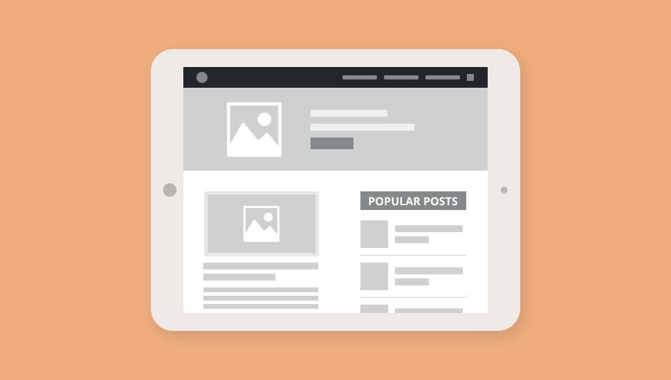 Cara Mengecualikan Postingan di Widget Popular Post