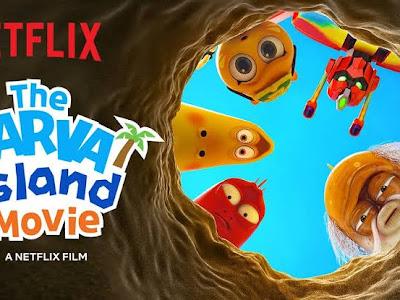 Movie: The Larva Island Movie (2020) (Download Mp4)