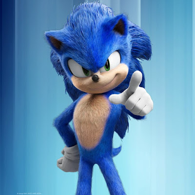Éxito Sonic The Hedgehog