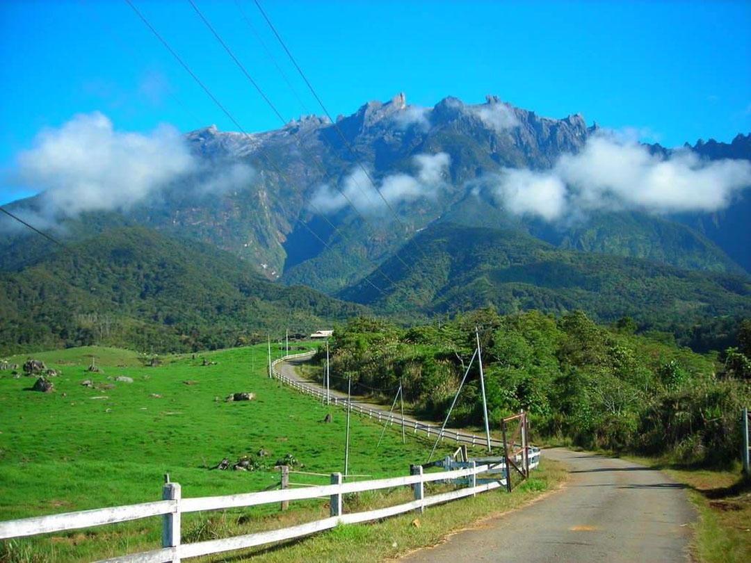 Places Must Go in Kundasang Sabah