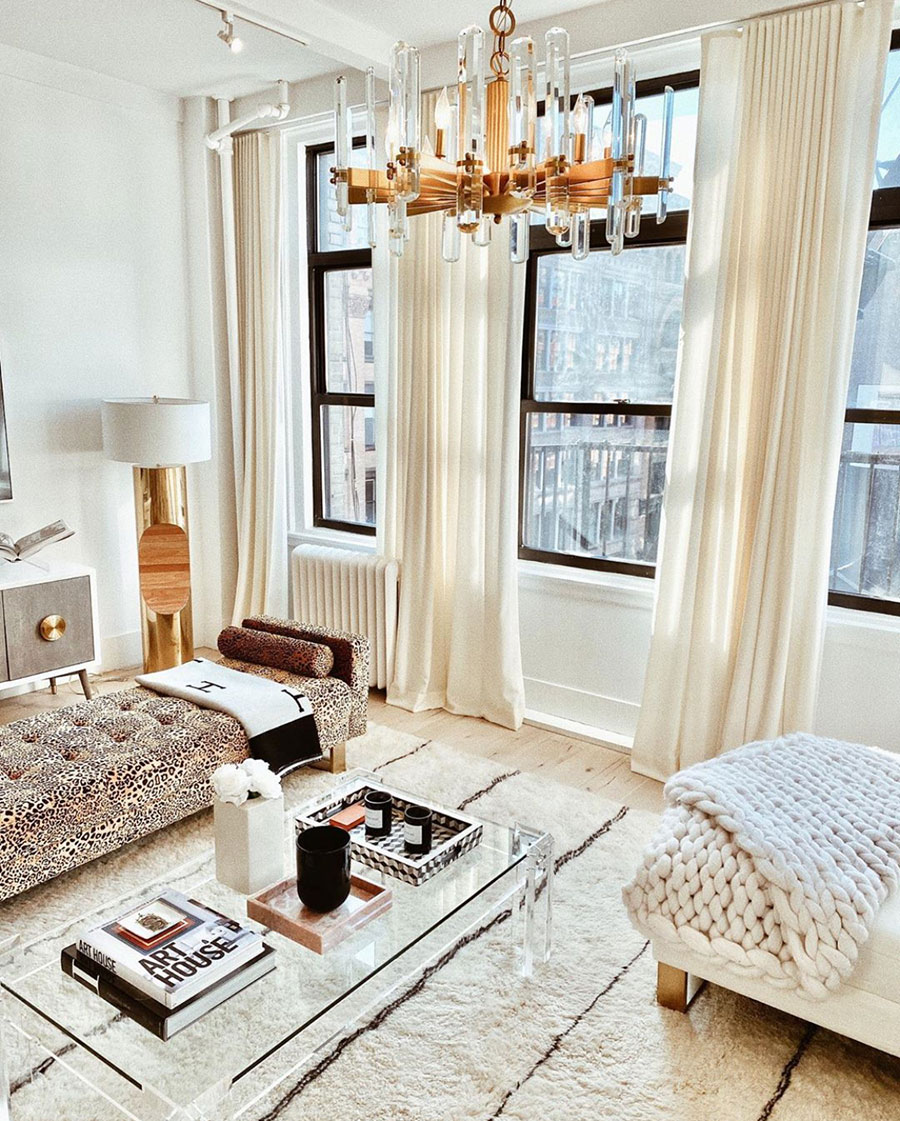 Blogger Style | At Home With @sheamarie, New York