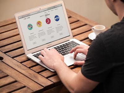 membangun website sebagai alat promosi bisnis properti 2019
