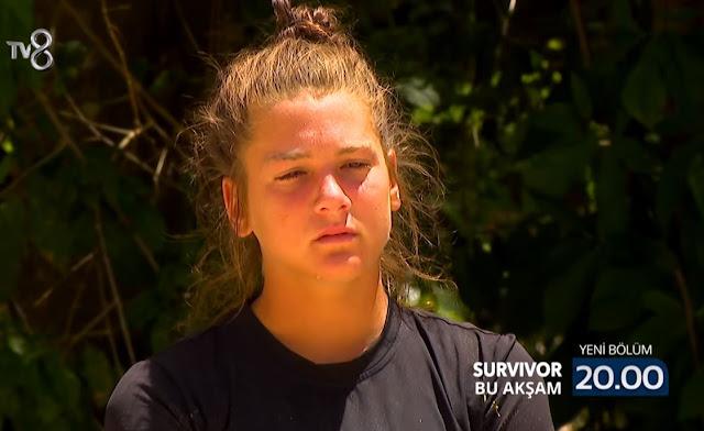 Survivor2020 Nisa elenmek mi İstiyor? Nisa Elendi mi?