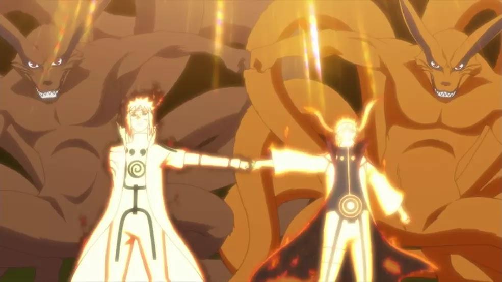 Naruto: Kenapa Minato Bisa Menggunakan Chakra Kyubi? (Bijuu Mode) Ini Jawabannya!