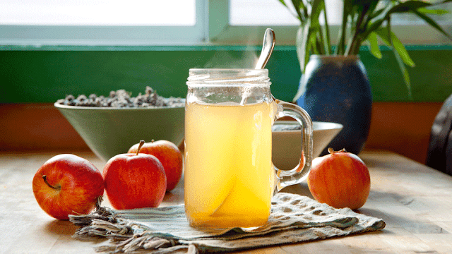 Make The Best Apple Cider Vinegar Elixir