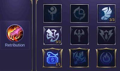 Emblem custom magic dan Spell Gusion