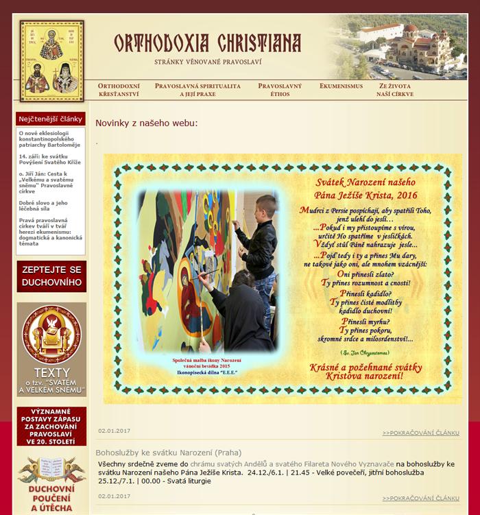 http://www.orthodoxiachristiana.cz/