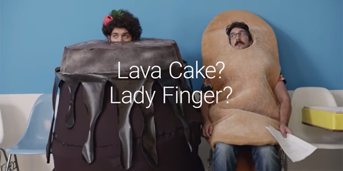 Android L names teased in new videos from Google