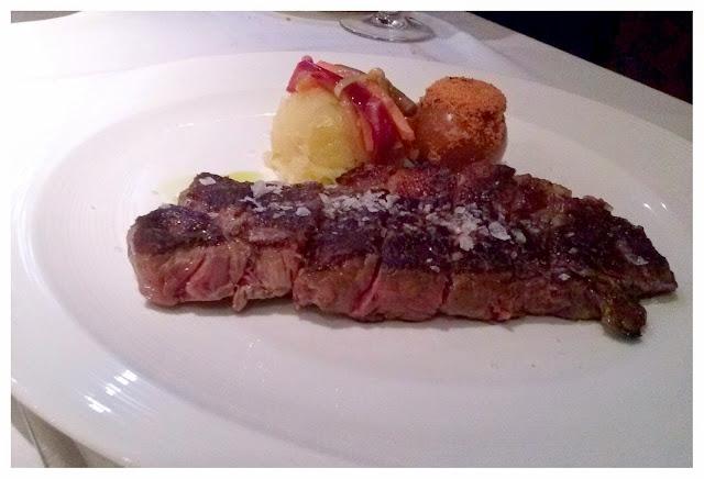Entrecot restaurante Almíbar (Aranjuez)