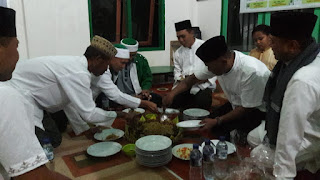 Dandim 1628/SB Gelar Silahturahmi Bersama Maktab Pondok Pesantren Khilafatul Muslimin