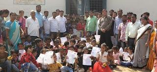 आजादी से लेकर आजाद भारत को समृद्ध बनाने में पंडित नेहरूजी का अहम योगदान - श्री पटेल