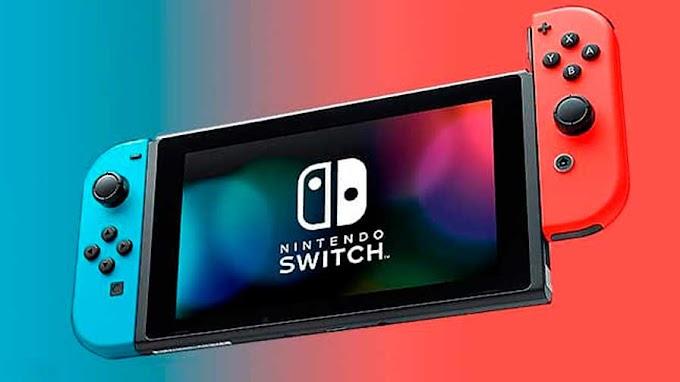 Sorteio de Um Console Nintendo Switch!