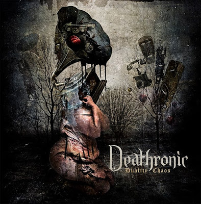 Deathronic - Duality Chaos - cover album - 2013