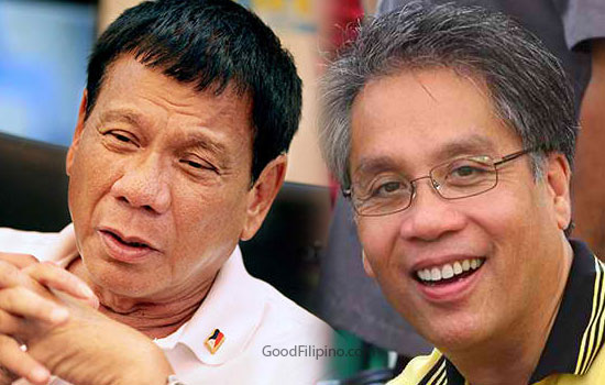 Former Ateneo professor wants to bring back Roxas to replace Duterte