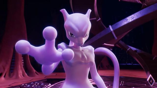 Pokémon: Mewtwo Contra-ataca — Evolução
