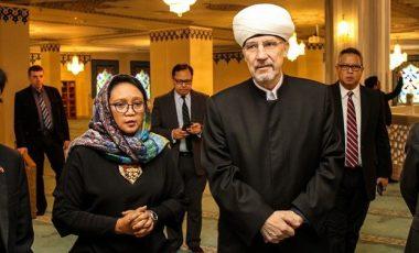 Indonesia Terus Kampanyekan Islam Damai Hingga ke Rusia