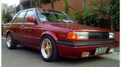 13. Nissan Sentra 1994