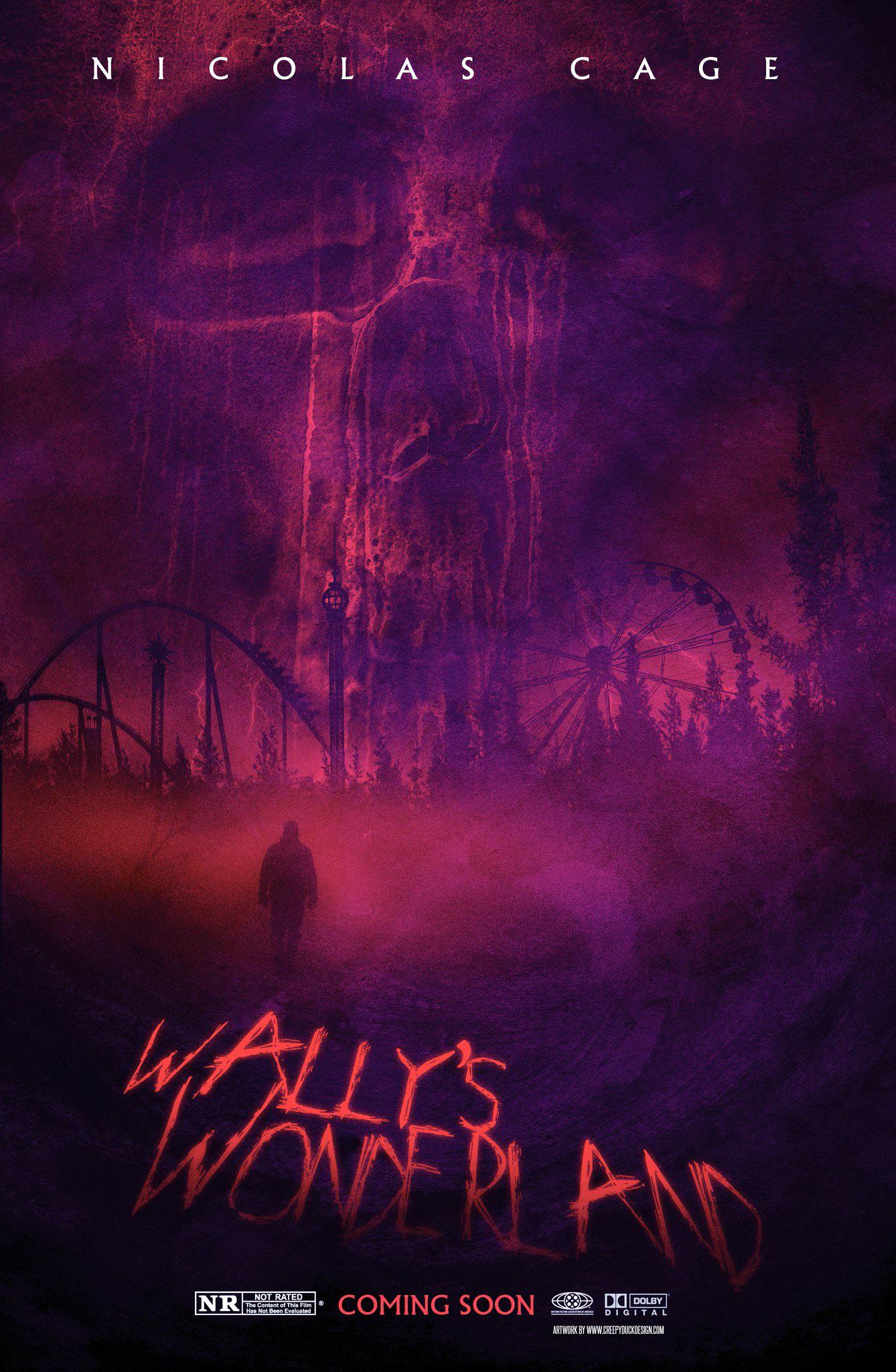 Willy's Wonderland film/ Cykl Five Nights at Freddy's  Scott Cawthon, Kira Breed-Wrisley