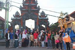 Paket Program Belajar + Tour di KAMPUNG INGGRIS