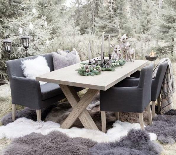 Alle nye Blogg Home and Cottage: Jul i skogen ER-18