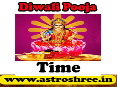 what is the time of diwali pooja 2020