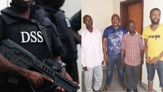 DSS & INEC officials