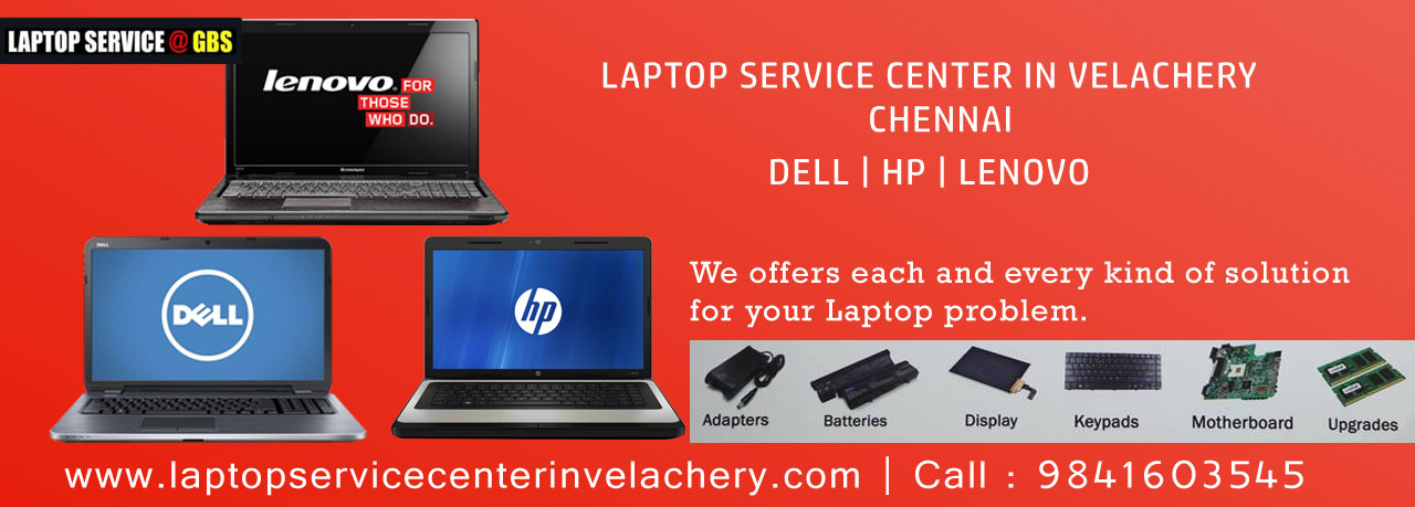 Dell   Hp   Lenovo Service Center Velachery   Laptop Service