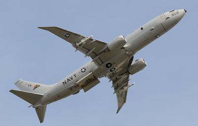maritime jet competitor P-8 Poseido