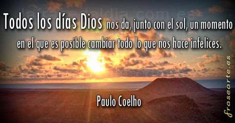 Mensajes motivadores Paulo Coelho