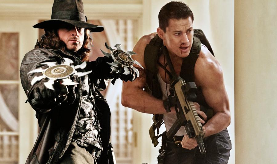 Van Helsing | Universal quer Channing Tatum no filme do Dark Universe