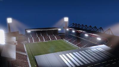 PES 2020 Oakwell Stadium