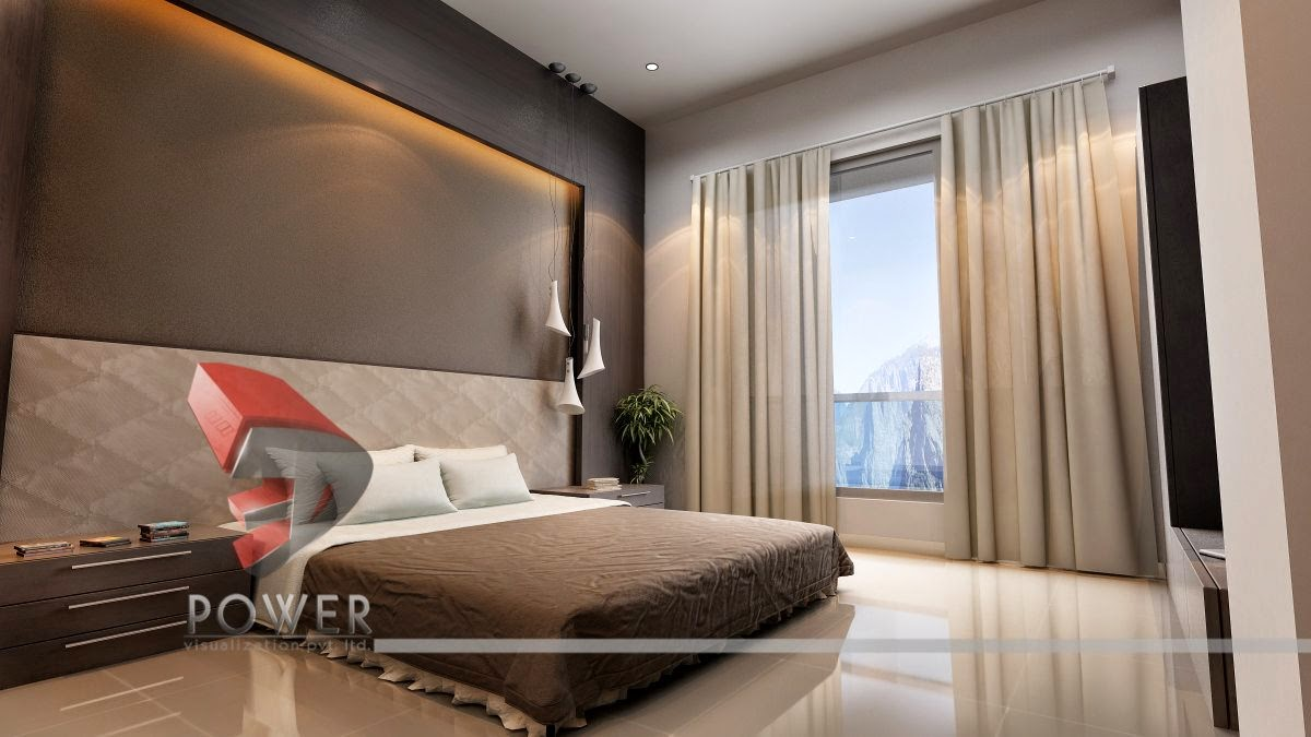 modern bedroom interior 3d render ultra modern home designs home designs house 3d 923