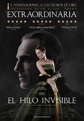 Phantom Thread (El hilo invisible)