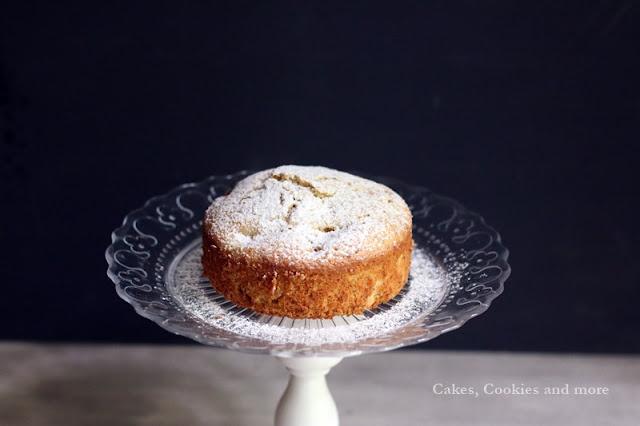 Nisperos-Törtchen - Kuchen mit Mispeln