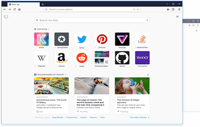 Checkout This Latest Firefox Quantum Browser That Is Faster Than Chrome