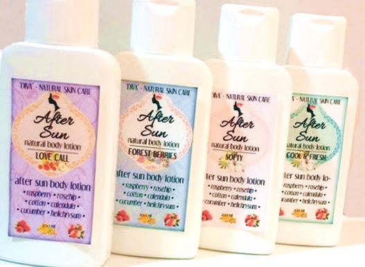 NEW- After Sun Body Lotion/Butter