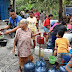 28 Ribu Liter Air Bersih Diberikan XL Axiata Untuk Warga Kabupaten Semarang