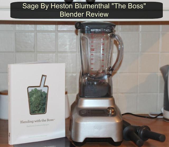 The Boss Blender