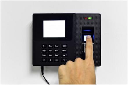 Advantages Of a Biometric Fingerprint Scanner
