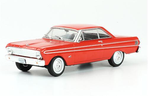 grandes autos memorables Ford Falcon Futura