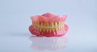 Dentaduras postizas