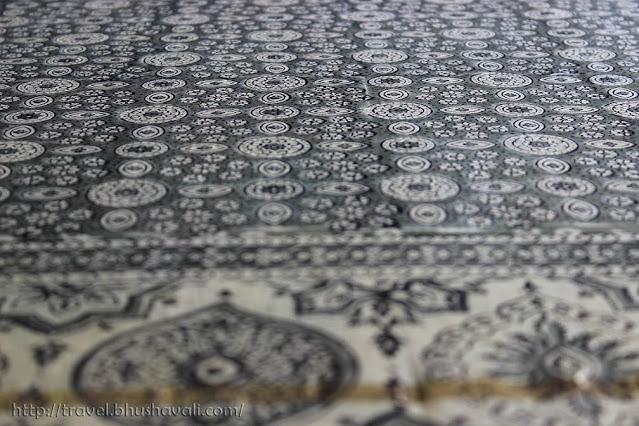 Ajrakh printing, Bhuj