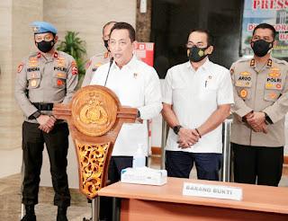 Terkait Rekonstruksi Bareskrim Polri Jelaskan Penyerangan Pengawal MRS Kepada Petugas Polri