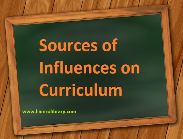 sources-of-influences-on-curriculum