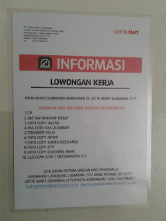 PT. Lotte Mart Indonesia