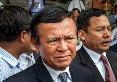 Kem Sokha, Président du CNRP