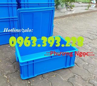 Thùng nhựa đặc B4, hộp nhựa chứa đồ, thùng nhựa đựng linh kiện 21a87f613524d07a8935