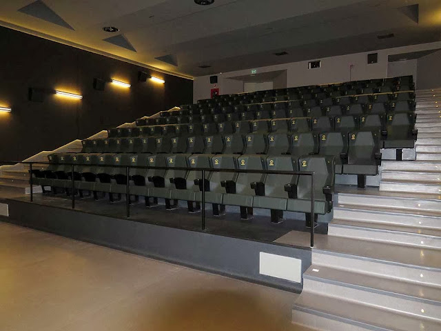New La Gran Guardia movie theater, Livorno