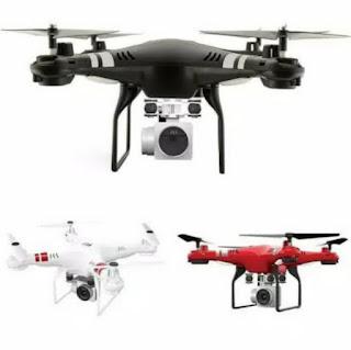 Fly X5 X52HD Wifi Kamera 640px Hold Altitude