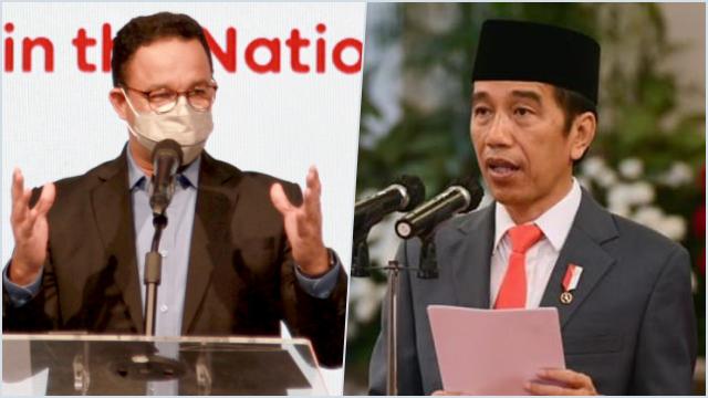 Tak Layak Dibandingkan, Refly Harun: Kapasitas Anies Jauh di Atas Jokowi